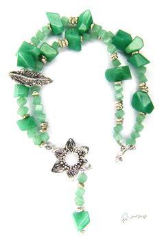 Green Jewelry Bracelet