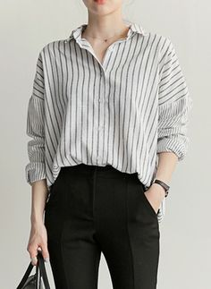 Korean Fashion Tips .Korean Fashion Tips Casual Work Outfits, Mode Outfits, Simple Outfits, Classy Outfits, Fashion Outfits, Korean Girl Fashion, Ulzzang Fashion, Korean Spring Fashion, Fashion Fall