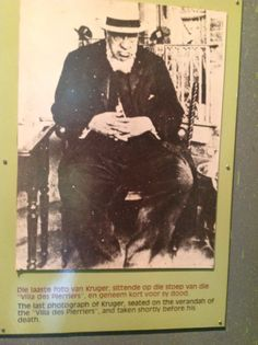Paul Kruger African History, Live, South Africa, Fictional Characters, Fantasy Characters