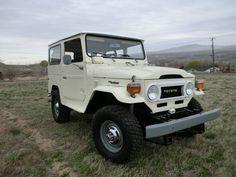 1976 Toyota Land Cruiser FJ-40 in eBay Motors, Cars & Trucks, Toyota | eBay