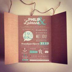 #invite #beach #gettingmarried http://www.breinboerderei.nl/trouwhuisstijlen/trouwhuisstijlen_item/t/philip_lusanne