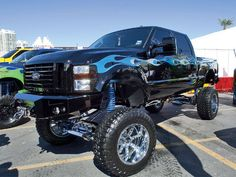 56 Ideas for monster truck painting lifted ford Jacked Up Chevy, Lifted Ford Trucks, Diesel Trucks, Trucks For Sale, Cool Trucks, Chevy Trucks, Pickup Trucks, Big Monster Trucks, Truck Memes