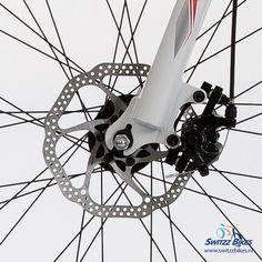 Switzz Bikes - FAT26 26 inch white Fatbike