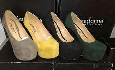 Scarpe PRIMADONNA Camoscio e Pelle Cuoio Vari Colori Offerta Made in Italy 100% | eBay