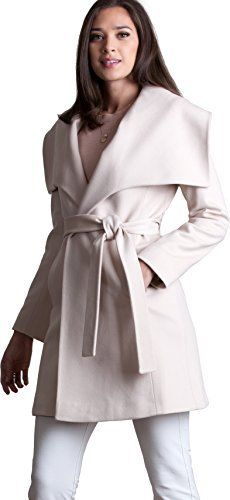 Day or night, with work clothes or casuals, the elegant Sonoma is the defining layer between you and winter. Made of soft, luxurious Loro Piana wool, our femininely styled cape coat gives you an easy fit for comfort and graceful motion, and fastens with a matching tie belt for a flattering...  More details at https://jackets-lovers.bestselleroutlets.com/ladies-coats-jackets-vests/wool-pea-coats/product-review-for-sonoma-loro-piana-wool-coat/
