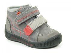 Superfit Cooly – Zapatos de primeros pasos de cuero bebé, größen kinder:26;Farbe:Grey