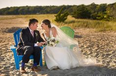 """Lisa Nicolosi on Instagram: """"I loved shooting Haley & Brian\'s intimate wedding in #Southold  And when shooting portraits and weddings on the beach I always prefer the…"""""""