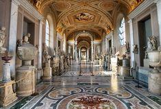 inside vatican museums vatican city