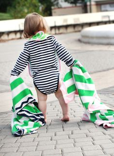 Spring 2014 Bella Tunno Baby Stroller Blankets available at Little Birdies Boutique in Georgetown DC