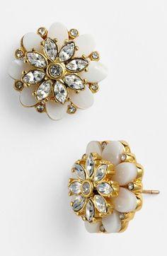'bungalow bouquet' stud earrings
