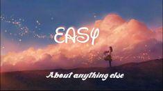 Easy Lyrics - Camila Cabello Im Broken, Hard To Love, Music Lyrics, Good Music, Chill, Songs, Easy, Youtube, Camila Cabello