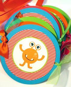 INSTANT DOWNLOAD-Monster Printable Happy Birthday Banner, Little Monster DIY Party Banner, Birthday Boy