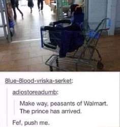 ((And here we have an Eridan of the genus Ampora in it's natural Walmart habitat.))