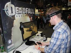 Deadfall Adventures: Unreal Engine + Oculus Stereoscopic 3D First Person Shooter, Unreal Engine, Mayan Ruins, Engineering, 3d, Adventure, City, Classic, Derby