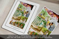 Stylish and modern templates for weddings, engagements, family, marketing & advertising, special events, and more. Customizable in Photoshop and InDesign.