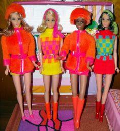 barbie's from the 70s. by teekeek. . .36