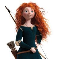 Princess Merida is the protagonist of Disney/Pixar's 2012 animated feature film, Brave. She is...