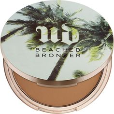 Urban Decay Beached Bronzer (93 RON) ❤ liked on Polyvore featuring beauty products, makeup, cheek makeup, cheek bronzer, beauty, fillers, bronzer, cosmetics, backgrounds and urban decay