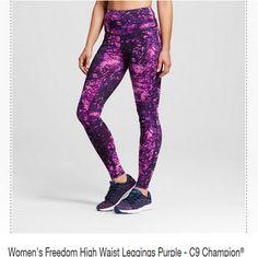 ac5c9a134935 Women s Freedom High Waist Leggings - Distressed Texture Print Gray ...