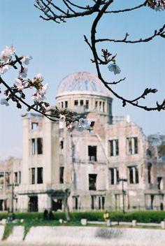 Sakura&Dome, Hiroshima, Japan
