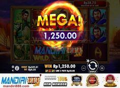 Rasakan kekayaan sejarah Tiongkok dalam slot online 3 Kingdoms - Battle of Red Cliffs. Jenderal Cao Cao, Liu Bei dan Sun Quan membawa kemenangan harta karun super besar di situs terpercaya Mandiri888. Slot Online, Poker, Broadway Shows