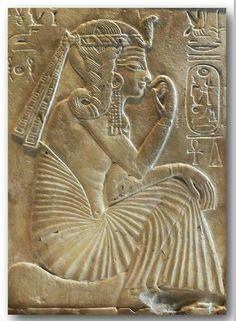 Ramses the Great as a child ~ Limestone ~ Musée du Louvre ~ Hans Ollermann