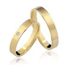 Alianças de Casamento 2019: todas as dicas para escolher a sua! Brautring Sets, Couple Rings, Bangles, Bracelets, Cartier Love Bracelet, Dream Wedding, Marriage, Wedding Rings, Engagement Rings