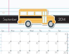 Calendars!