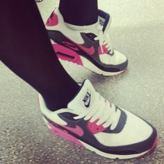 My new Nike Air Max 90 <3