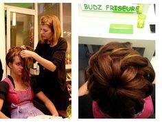 #BUDZ-FRISEURE #Flechtfrisur / Foto: BUDZ FRISEURE
