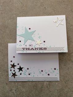 July 2014 paper pumpkin alternate card and envelope