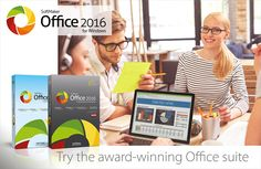 Free Download SoftMaker Office Professional 2016 rev.766.0331 Full Version With Patch   With SoftMaker Office 2016, documents, calculati...