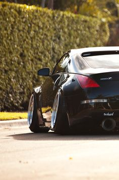 camber: Nissan 350Z I would love this car