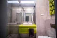 łazienka szaro limonkowa - Szukaj w Google