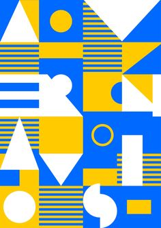 a ver navios, by lucas blat - typo/graphic posters Geometric Graphic Design, Geometric Poster, Graphic Patterns, Geometric Designs, Geometric Artwork, Layout Inspiration, Graphic Design Inspiration, Map Design, Pattern Design