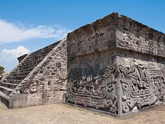 5-Archaeological Monuments of Xochicalco - Morelos, Mexico
