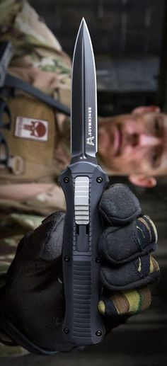 BENCHMADE KNIFE CO. INC. - 3300 INFIDEL FOLDING KNIFE BLADE