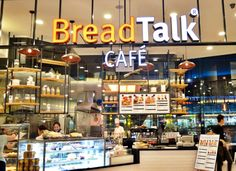 BreadTalk Cafe, Suntec City