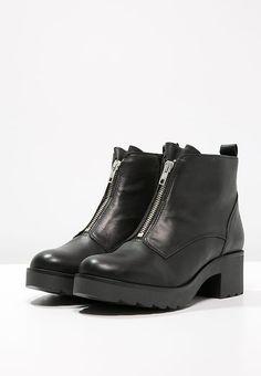 Zign Ankle Boot - black für SFr. 100.00 (27.08.17) versandkostenfrei bei Zalando.ch bestellen.