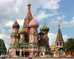 As the heart of the Russian Orthodox Church, Moscow is home to many beautiful and important churches, and St Basil's, located on Red Square, is one of the most recognizable buildings in the world.