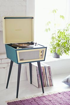 Buying this for myself as a Xmas present! Crosley X UO Sterling Vinyl Record Player