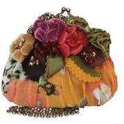 "Mary Frances Handbag - ""Jewel Bug"""