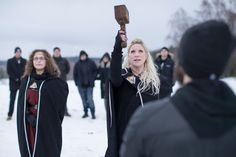 Who Owns the Vikings? Pagans Neo-Nazis and Advertisers Tussle Over Symbols