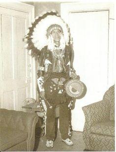 JOSEPH DYBO (MOHAWK) , circa 1959