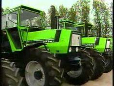 Deutz DX Traktoren