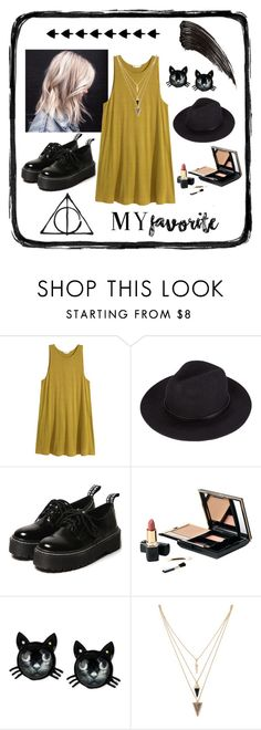 """ME, MYSELF AND I"" by aliceresident ❤ liked on Polyvore featuring Betsey Johnson and Forever 21"