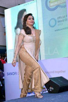 Madhuri Dixit at Sanofi's diabetes awareness event   PINKVILLA