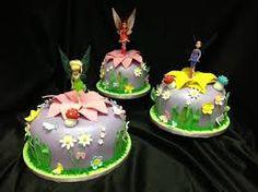 tinkerbell fondant birthday cake - Google Search