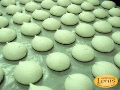 Μπεζέδες βανίλια - Ζαχαροπλαστείο Lonis - www.lonis.gr