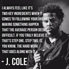 J.Cole Follow me on Pinterest.! @makayla9828